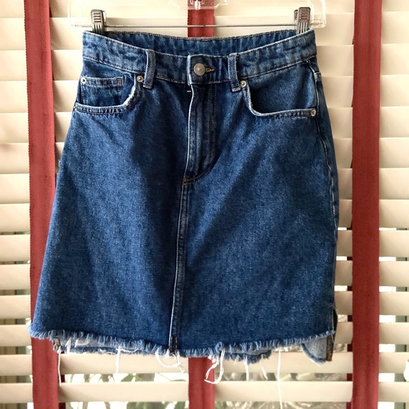 H&M Dresses & Skirts - H&M Denim Skirt